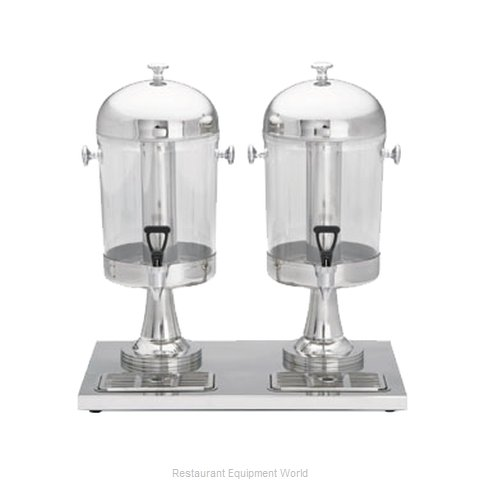 Tablecraft 72 2.1 Gallon Double Dispenser