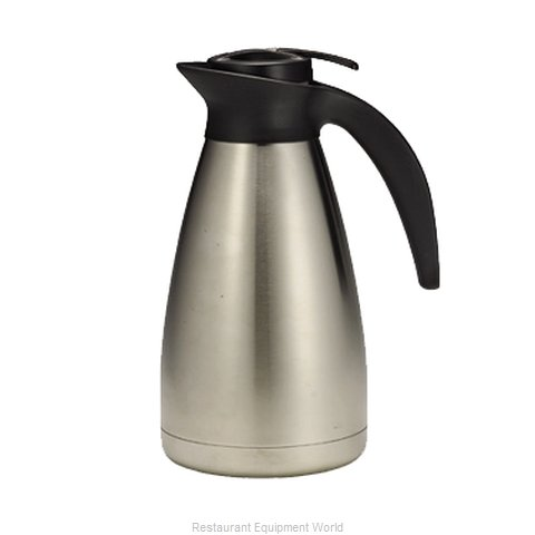 Tablecraft 750 Coffee Beverage Server Stainless Steel (Magnified)