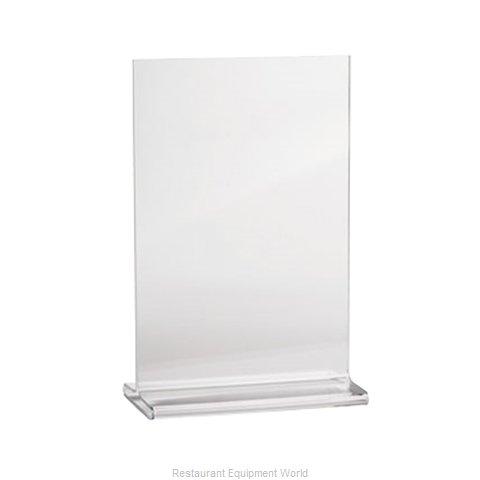 Tablecraft 85110 Menu Card Holder / Number Stand