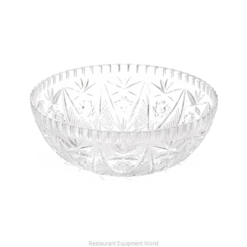 Tablecraft 900C Bowl Serving Plastic (Magnified)