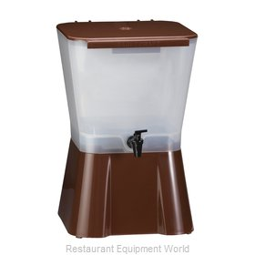 Tablecraft 954 Plastic Tea Dispenser