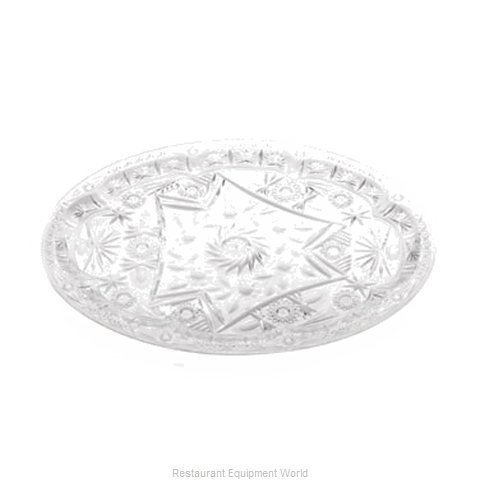 Tablecraft 999C Platter Plastic (Magnified)