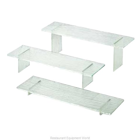 Tablecraft ARL3 Display Riser (Magnified)