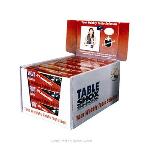 Tablecraft B1649CD Glide, Leveling