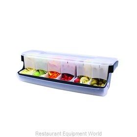 Tablecraft BCD6000 Bar Condiment Server, Countertop