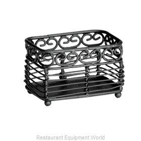 Tablecraft BK256 Sugar Packet Holder / Caddy