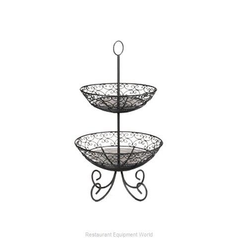 Tablecraft BKT2 Display Stand, Basket