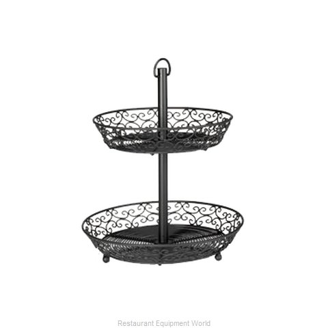 Tablecraft BKT2A Display Stand, Basket