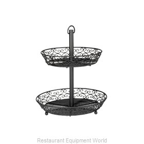 Tablecraft BKT2A Display Stand, Basket