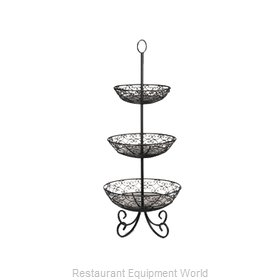 Tablecraft BKT3 Display Stand, Basket