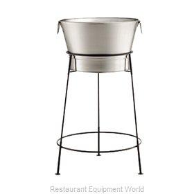Tablecraft BTS2137 Wine Bucket / Cooler, Stand