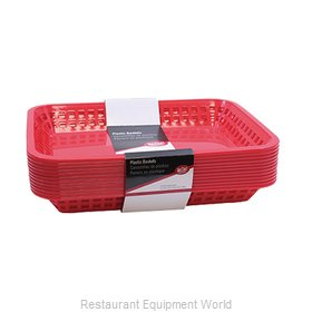 Tablecraft C1079R Basket, Fast Food