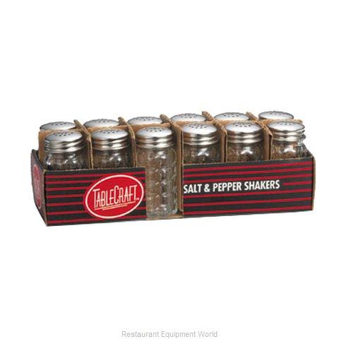 Tablecraft C163-12 Salt / Pepper Shaker