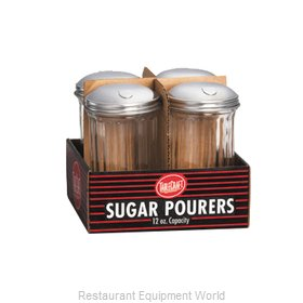 Tablecraft C57S-4 Sugar Pourer Shaker