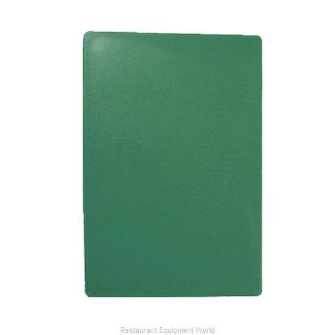 Tablecraft CB1218GNA Cutting Board, Plastic