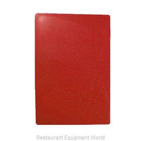 Tablecraft CB1218RA Cutting Board, Plastic
