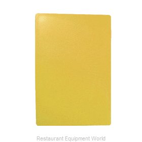 Tablecraft CB1218YA Cutting Board, Plastic