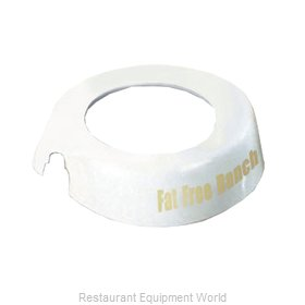 Tablecraft CB15 ID Collar for Server