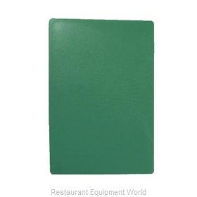 Tablecraft CB1520GNA Cutting Board, Plastic