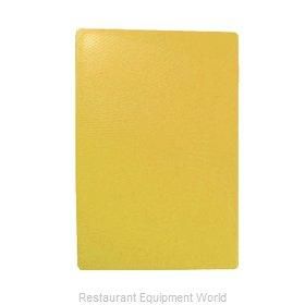 Tablecraft CB1520YA Cutting Board, Plastic