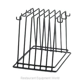 Tablecraft CBR6BK Cutting Board Rack