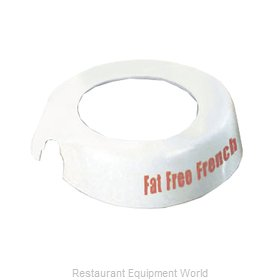 Tablecraft CM17 ID Collar for Server