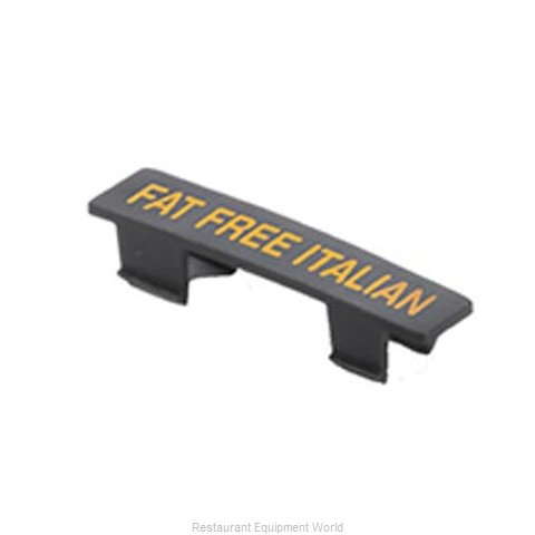 Tablecraft CN4816 Identification Label