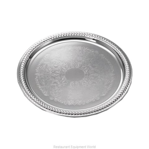 Tablecraft CT14 Chrome Serving Tray