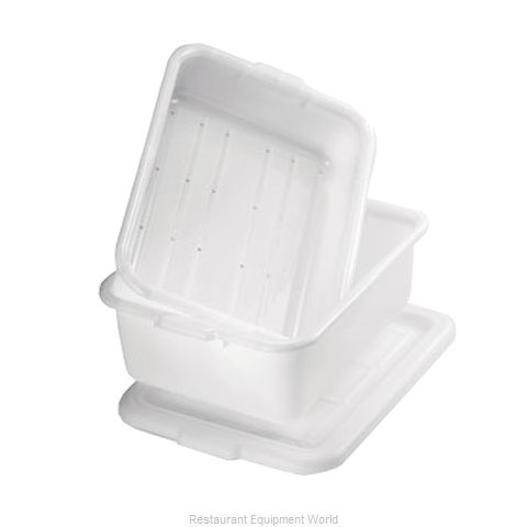 Tablecraft DBF57 Food Storage Container Box (Magnified)