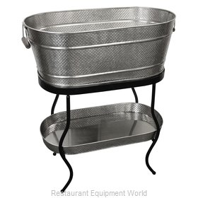 Tablecraft GTSS2313S Wine Bucket / Cooler, Stand