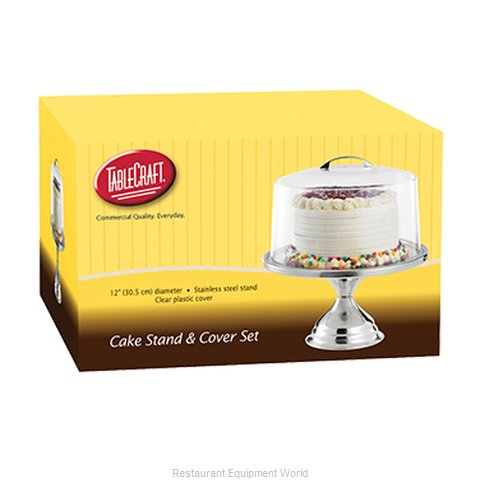 Tablecraft H821422 Cake Pastry Stand