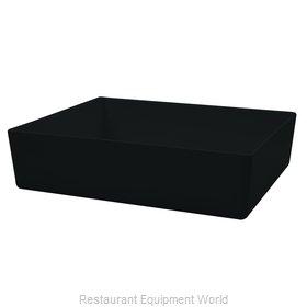 Tablecraft M4005BK Serving Bowl, Plastic