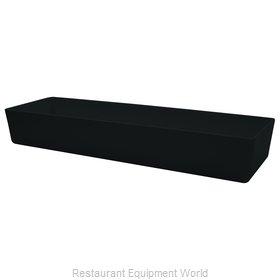 Tablecraft M4017BK Serving Bowl, Plastic
