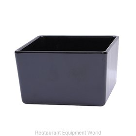 Tablecraft M4024BK Serving Bowl, Plastic
