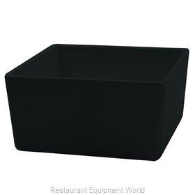 Tablecraft M4025BK Serving Bowl, Plastic