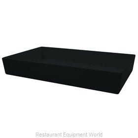Tablecraft M4033BK Serving Bowl, Plastic