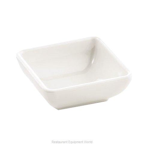 Tablecraft MB21 Sauce Dish, Plastic