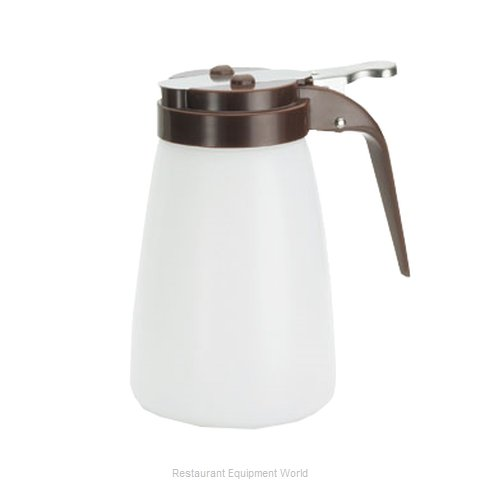 Tablecraft MW10B Syrup Pourer Thumb-Operated