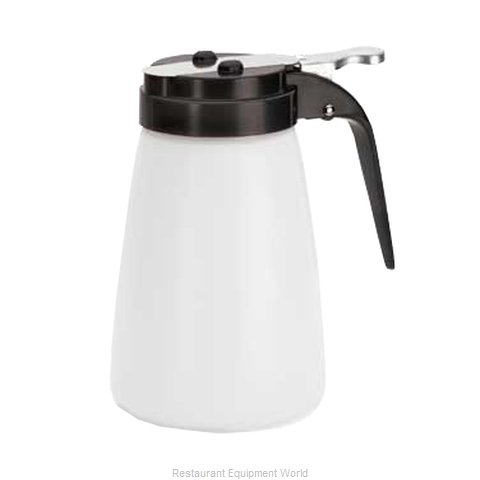 Tablecraft MW10BK Syrup Pourer Thumb-Operated