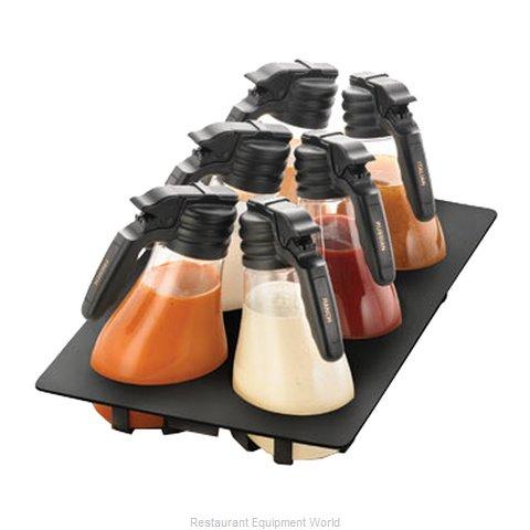 Tablecraft N481BK Salad Dressing Dispenser Set