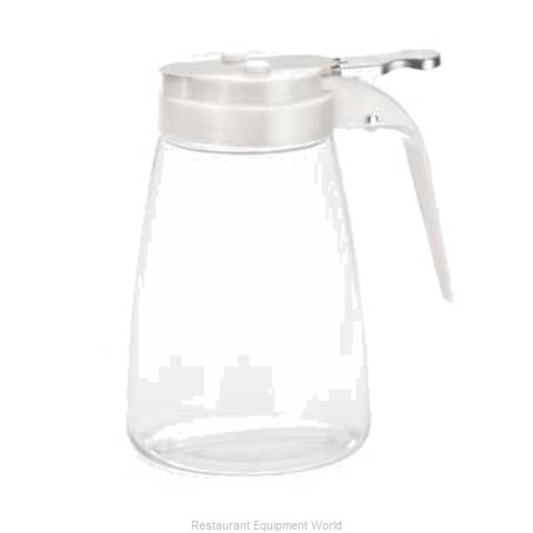Tablecraft P10W Syrup Pourer Thumb-Operated