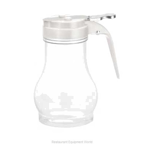 Tablecraft P410W Syrup Pourer Thumb-Operated