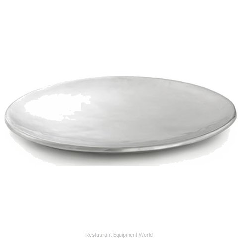 Tablecraft R12 Platter Stainless Steel (Magnified)