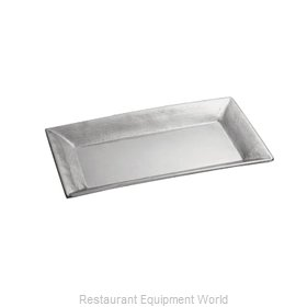 Tablecraft R2212 Platter, Stainless Steel
