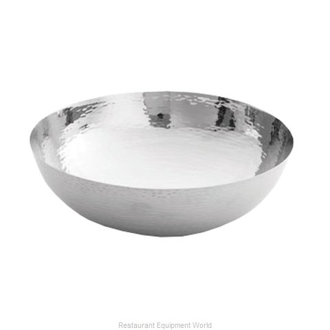 Tablecraft RB14 Bowl Serving Metal (Magnified)
