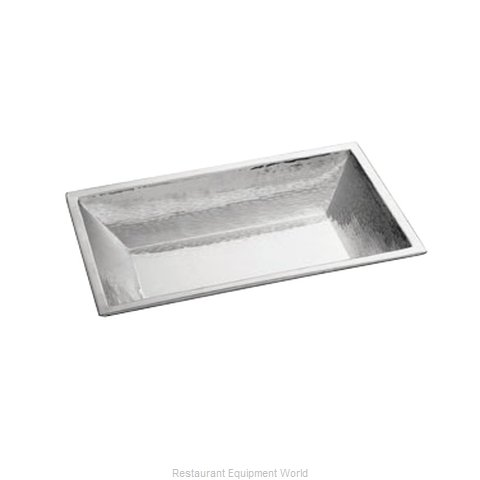 Tablecraft RB2113 Serving Bowl, Metal (Magnified)