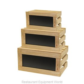 Tablecraft RCBCRATE1 Display Riser, Set