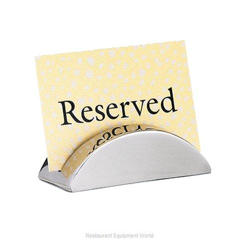 Tablecraft RCH21 Menu Card Holder / Number Stand