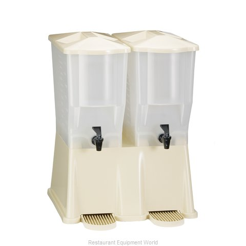 Tablecraft TW33DP Beverage Dispenser, Non-Insulated (Magnified)