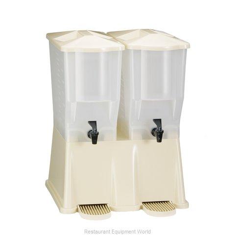 Tablecraft TW33DP Beverage Dispenser, Non-Insulated